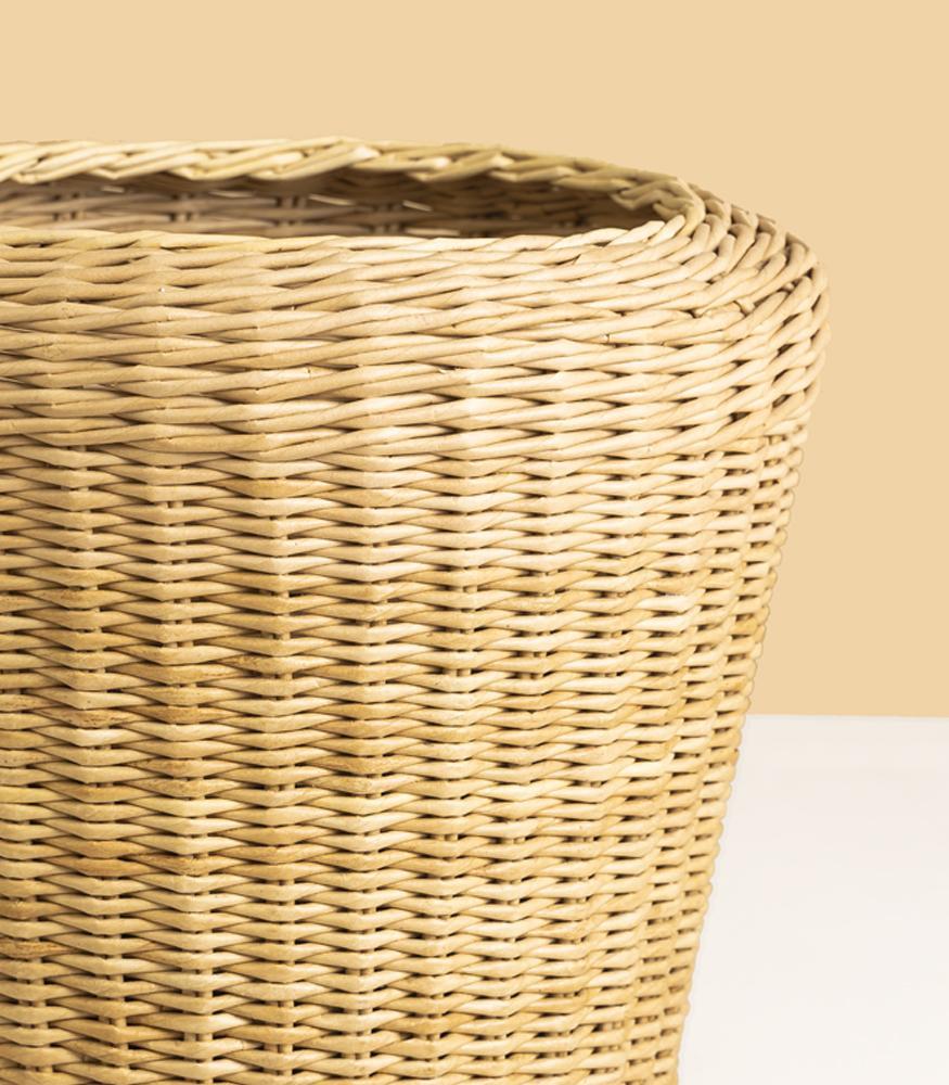 Купить плетенную корзину для растений